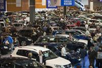 Salón del Vehículo de Ocasión 2011. IFEMA
