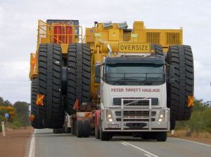 Camiones gigantes