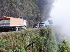 Carretera Norte de los Yungas 1