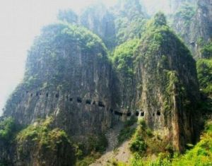 Túnel del Guoliang 2