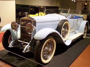 Hispano-Suiza H6B 1924