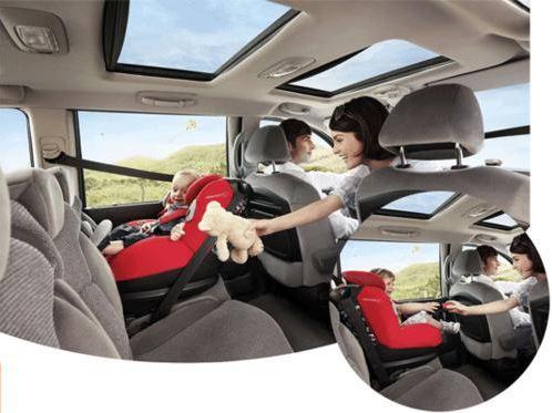 C mo colocar la silla para ni os en el coche de forma for Asiento de bebe para auto