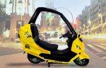 Olvídate de los atascos: llegan las mototaxis aMadrid