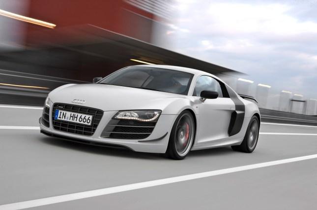 Lo nuevo de Audi: el R8