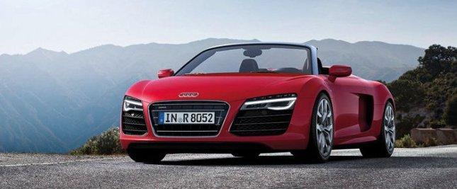 ¿Se hará realidad el nuevo Audi R10?