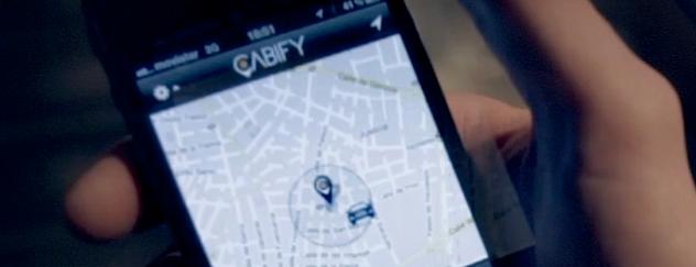 Aplicación gratuita JoinUp Taxi