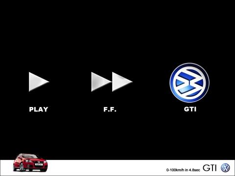Publicidad grafica de automoviles Volkswagen