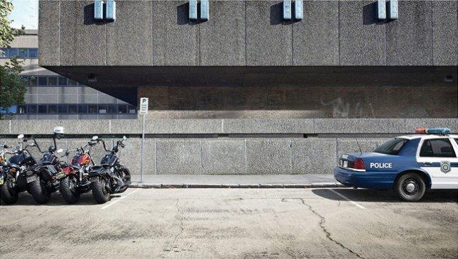 Publicidad de coches Park Assist
