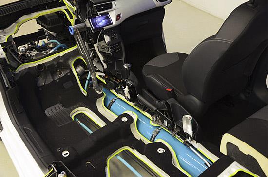 Motores híbridos: sistema HybridAir Citröen