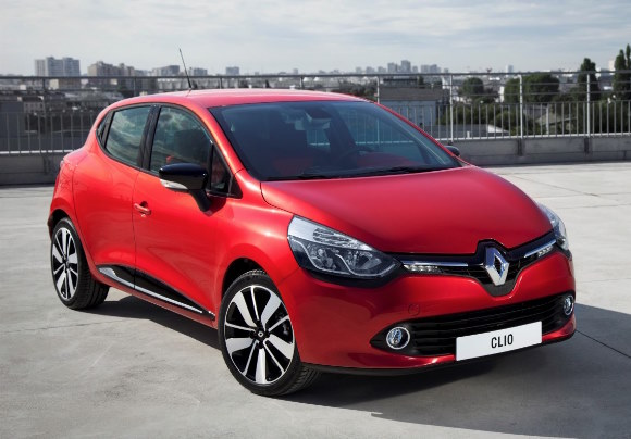 Renault Clio: los coches más seguros del mercado