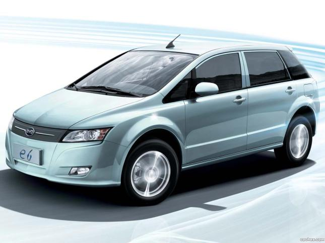 Nuevas marcas de coches 2013: BYD