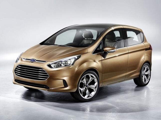Ford B-MAX: los coches más seguros del mercado