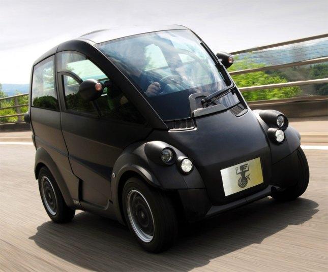 Nuevas marcas de coches 2013: Murray T25