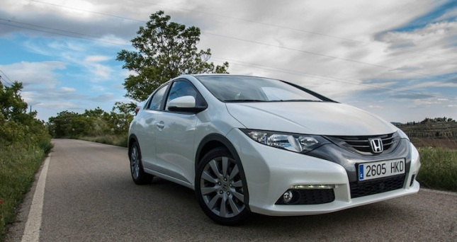 Nuevo Honda Civic motor diésel 1.6 iDTEC