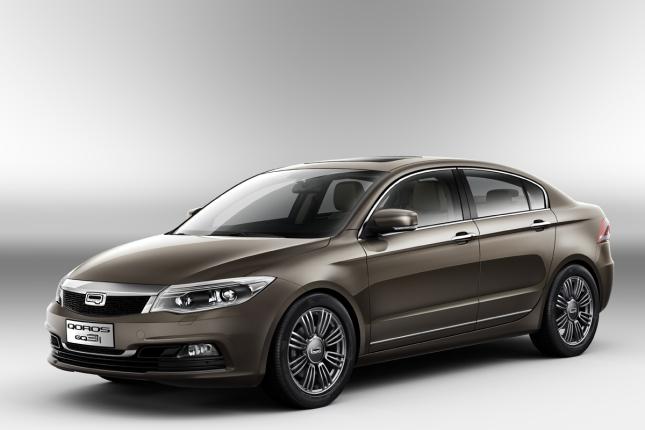 Nuevas marcas de coches 2013: Qoros
