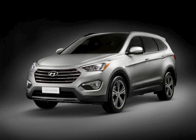 Hyundai Santa Fe: los coches más seguros del mercado