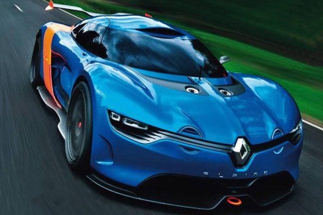 Nuevas marcas de coches 2013: Renault Alpine
