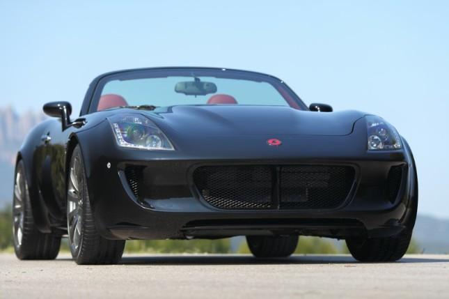 Nuevas marcas de coches 2013: Tauro